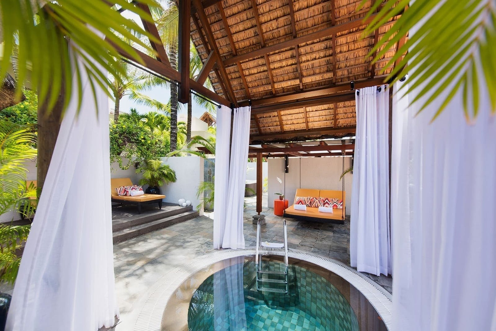 Spa at Constance Belle Mare Plage, Mauritius