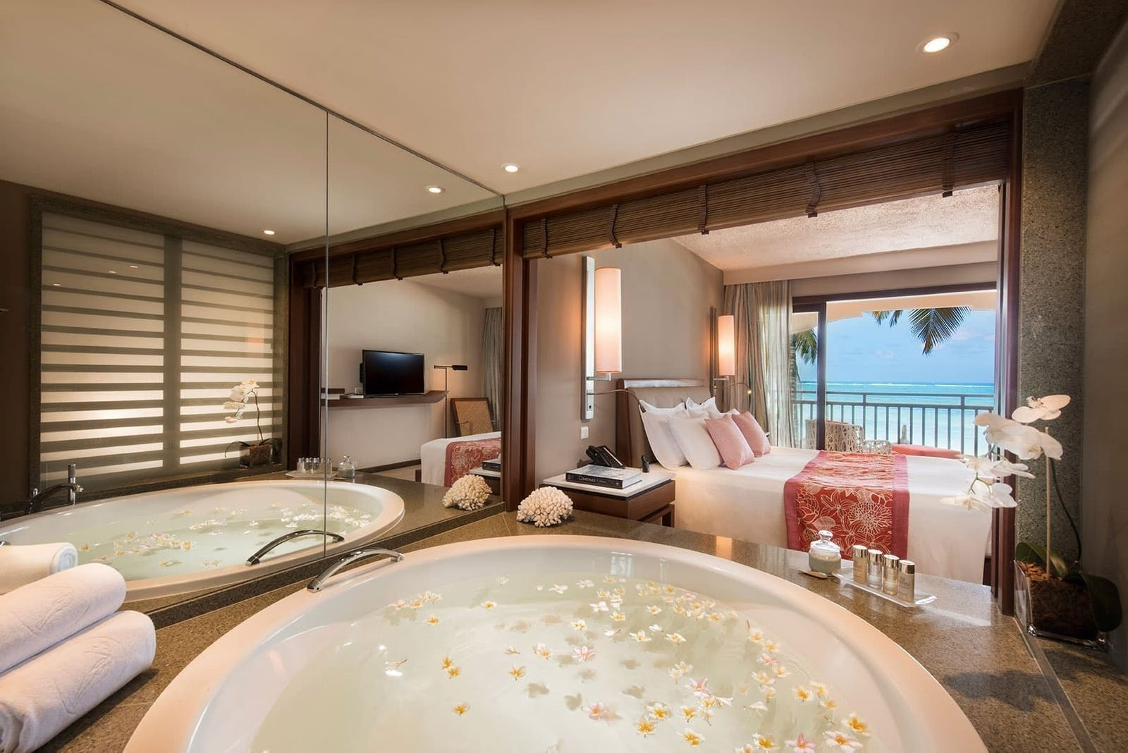 Deluxe Suite at Constance Belle Mare Plage, Mauritius