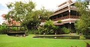 Gardens at Belmond Governor's Residence, Burma