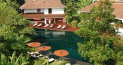 Overview of Belmond Governor's Residence, Burma