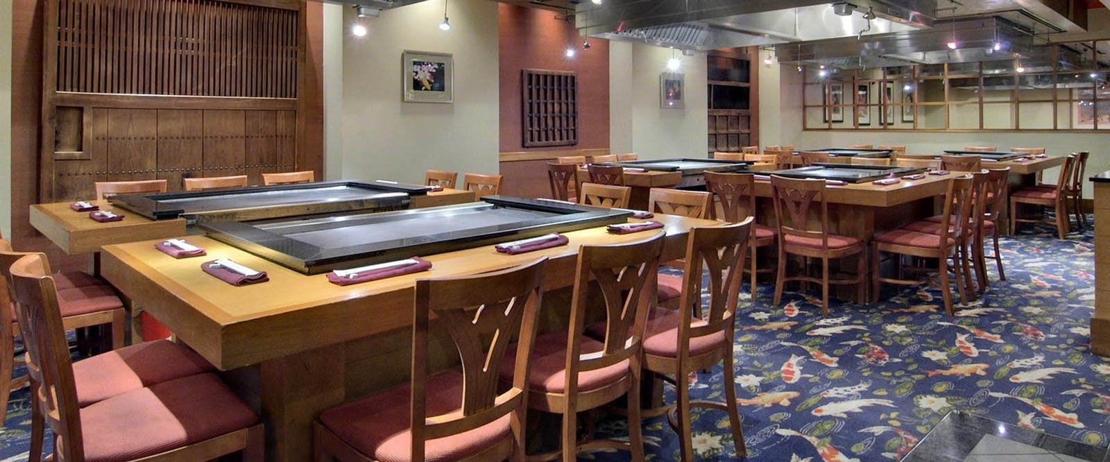 Benihana Japanese Steakhouse at Fairmont Royal York, Toronto