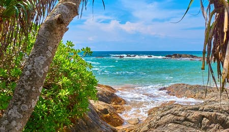 Luxury West Coast Sri Lanka Beaches Holidays