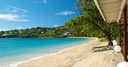 Bequia Beach Hotel is located on Friendship Beach