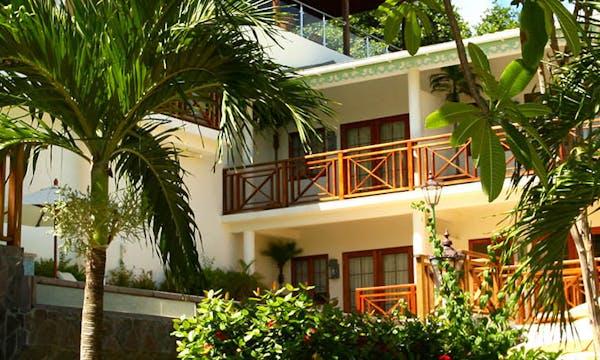 St Vincent the Grenadines Hotels