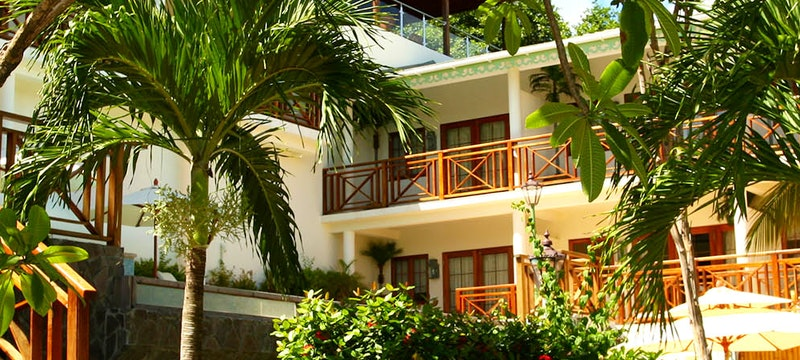 The Gardens at Bequia Beach Hotel