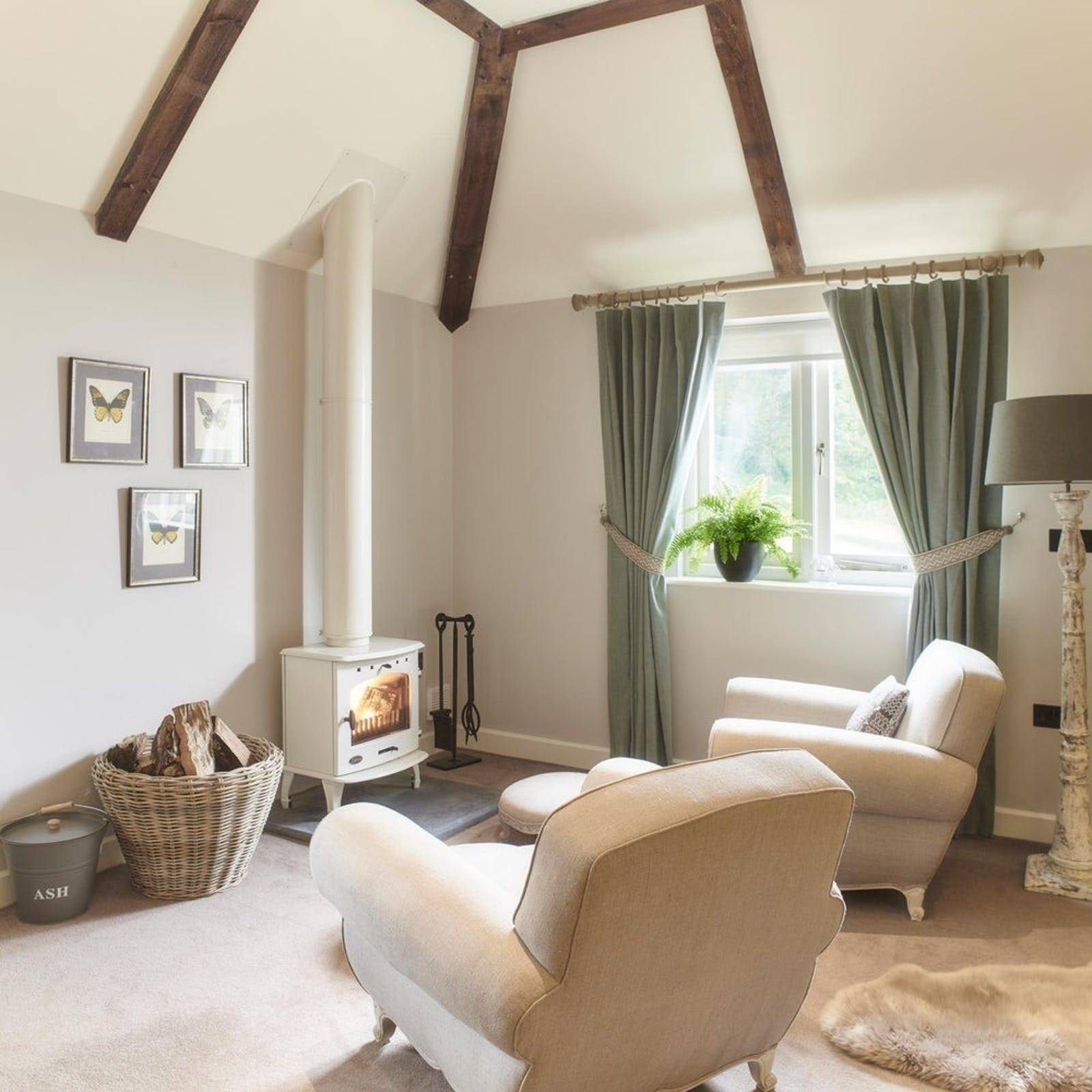 Big Suite at The Fish, Farncombe Estate, England, UK