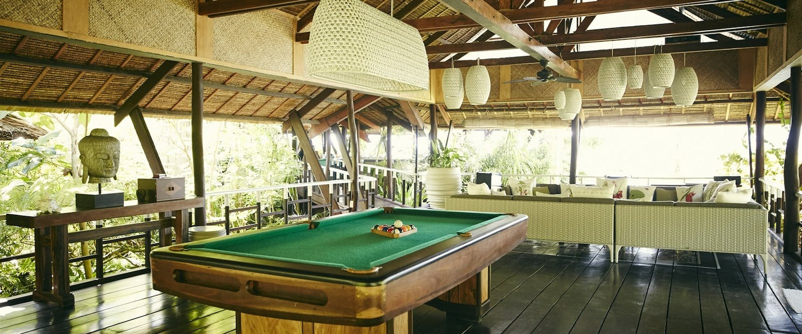 billiards at Nay Palad Hideaway, Siargoa