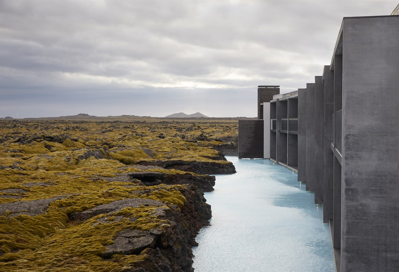 Views from the suites, Retreat Hotel, Iceland