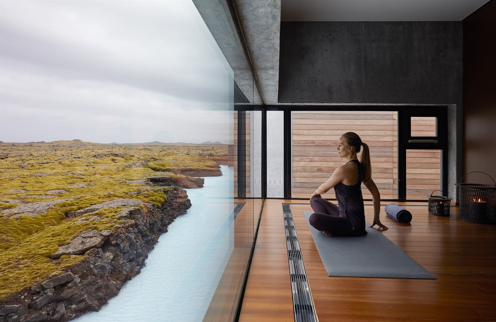 Yoga, Retreat Hotel, Iceland
