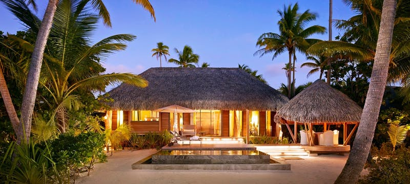 Villa at The Brando, Tahiti
