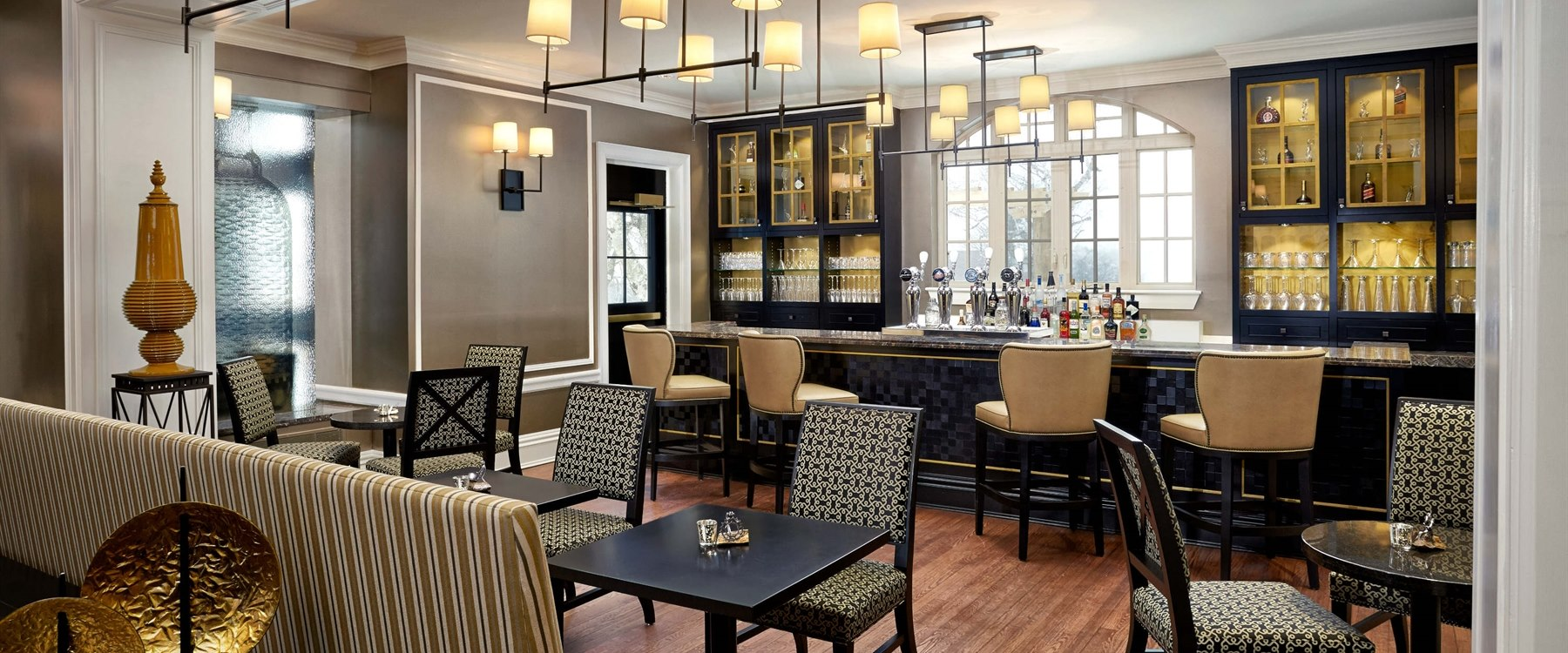 Braxton bar at The Algonquin Resort, St. Andrews