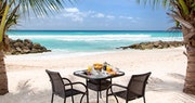 Indulge in breakfast on the beach at Ocean Two, Barbados