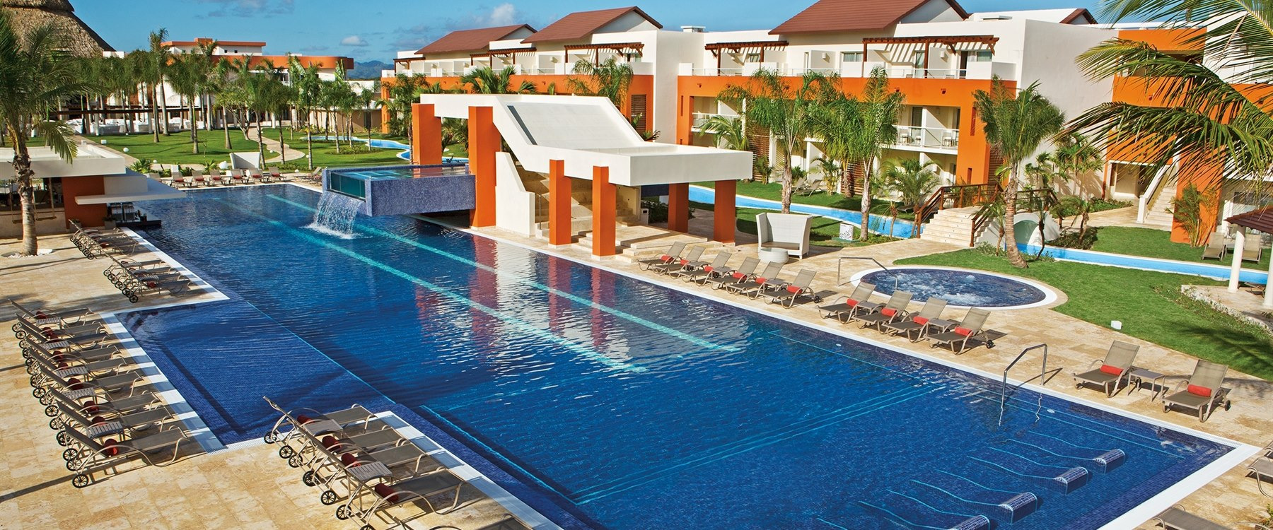 Freestyle Pool at Breathless Punta Cana Resort & Spa