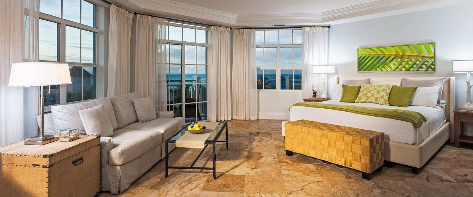 Bedroom at Beaches Turks & Caicos Resort Villages & Spa