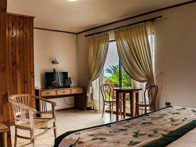 bungalow rooms