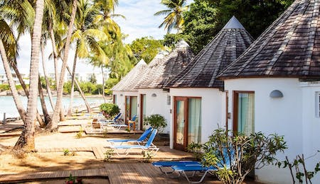 Bungalow at Langley Resort Fort Royal, Guadeloupe