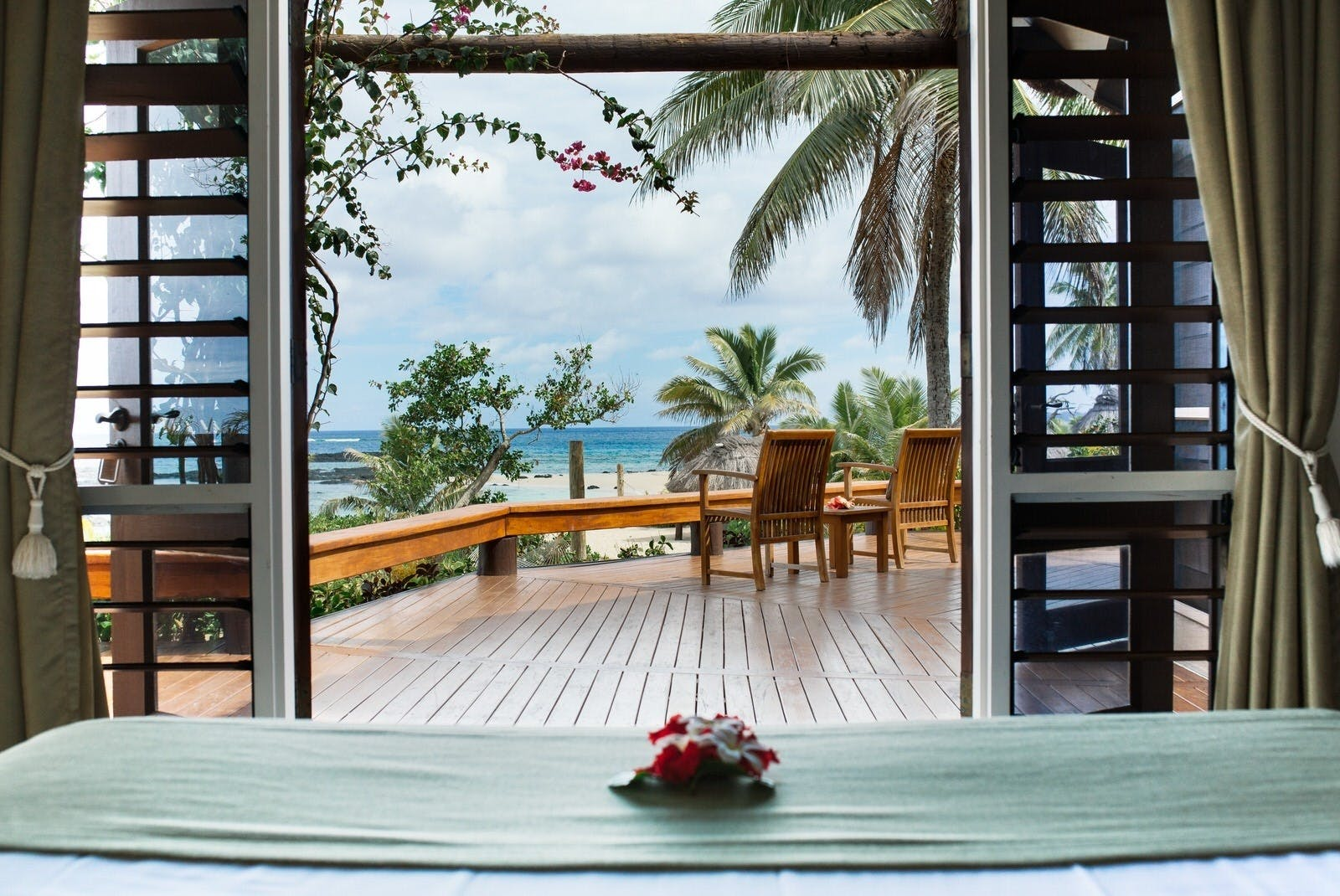 Bure Suite at Yasawa Island Resort and Spa, Fiji