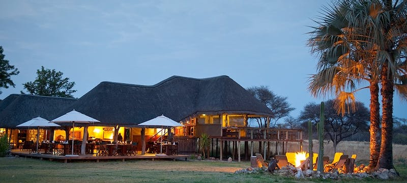 Bush Camp at Onguma Private Game Reserve