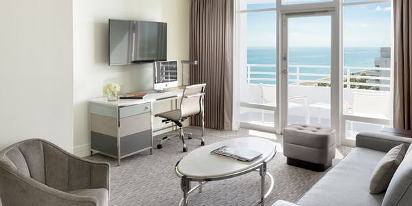 bay view junior suite with balcony