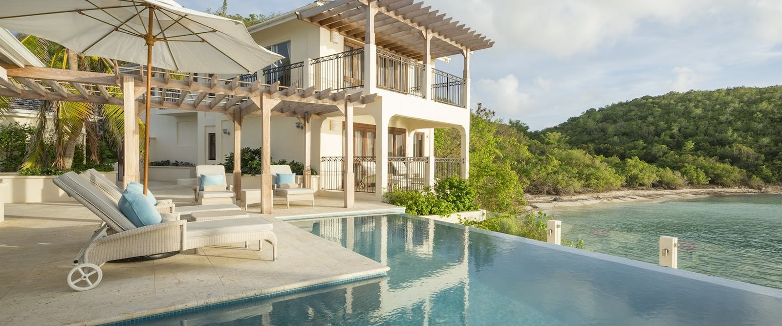 Rock Cottage at Blue Waters, Antigua