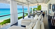 Cadillac penthouse patio at The Lone Star, Barbados