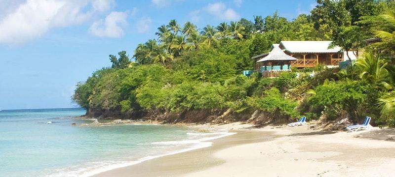 Calabash Cove, St Lucia