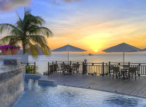 Luxury St Lucian hotel opens new restaurant