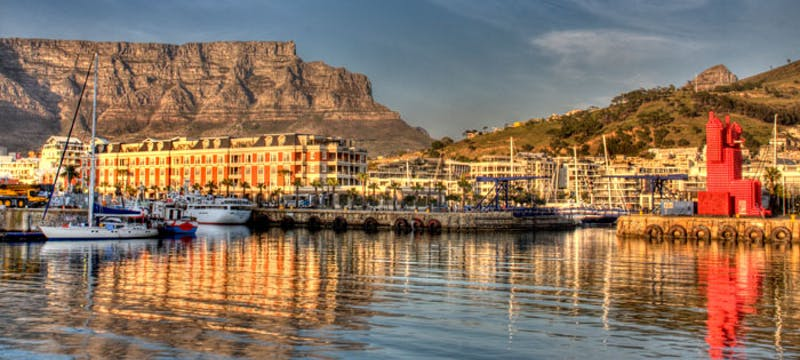 Waterfront at Cape Grace, Cape Town