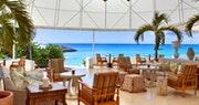 Blue Beachfront Bistro at Cap Juluca, Anguilla
