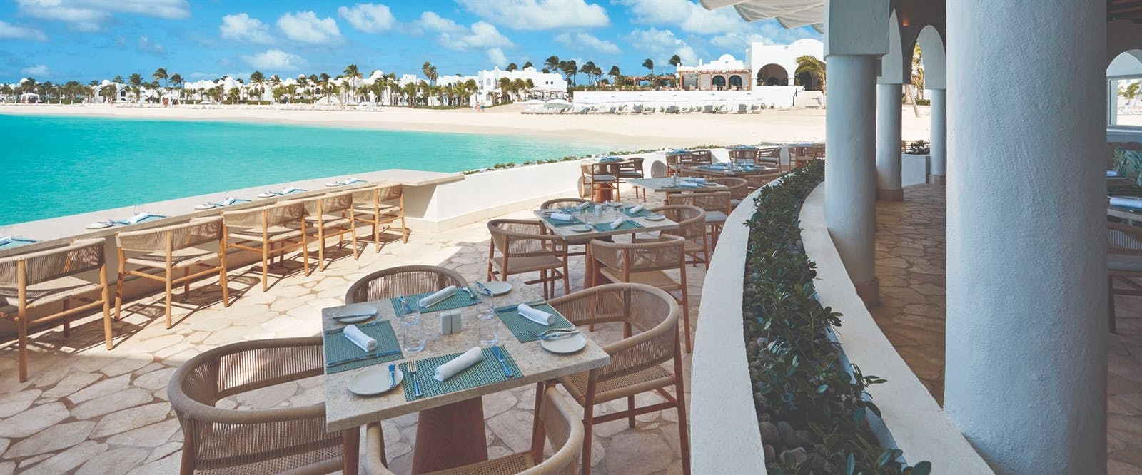 Cip's by Cipriani at Belmond Cap Juluca, Anguilla