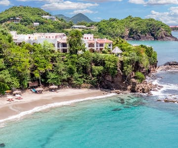 Escape to stunning St Lucia for a romantic couple's holiday in late summer 2021<place>Cap Maison</place><fomo>143</fomo>