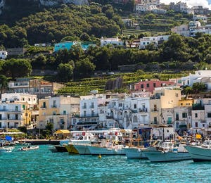 luxury holidays to capri italy