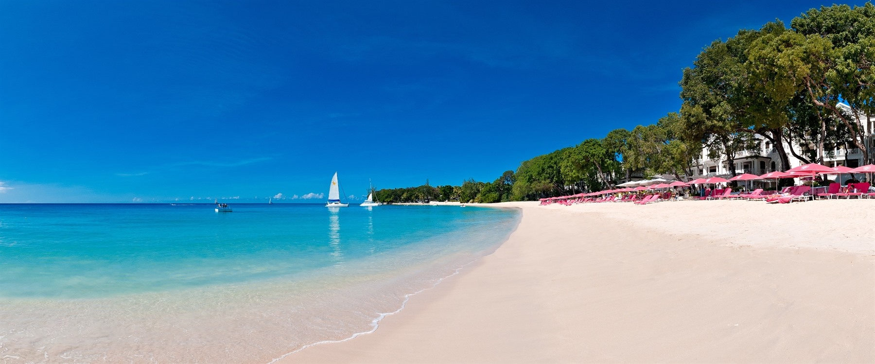 the beach at sandy lane barbados
