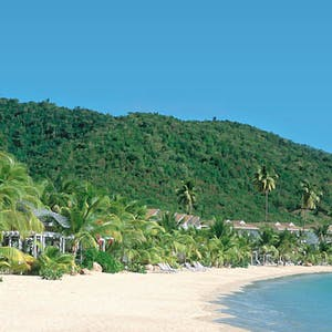 The beautiful Carlisle Bay Resort in Antigua