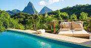 Piton Pool Suite 'Casuarina' at Anse Chastanet, St Lucia