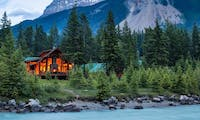 Cathedral Mountain Lodge, British Columbia