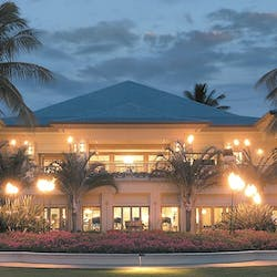 Exterior At Night, Fairmont Orchid, Hawaii