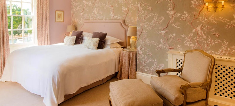 Jacob Faithful Suite at Chewton Glen, England