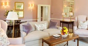 Jacob Faithful Lounge at Chewton Glen, England