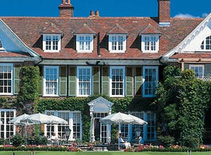 Bryony Gordon reviews Chewton Glen