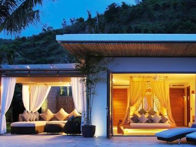 cliff villas