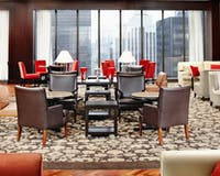 Club Lounge At Sheraton Centre Toronto Hotel