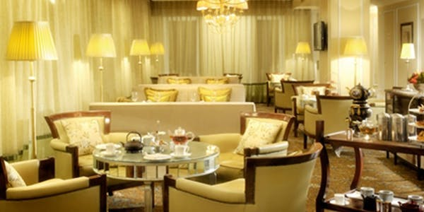 The Taj Club Rooms