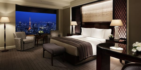 club tower deluxe room