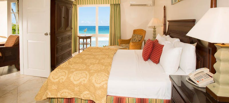 Ocean View Suite at The Club Barbados Resort & Spa, Barbados