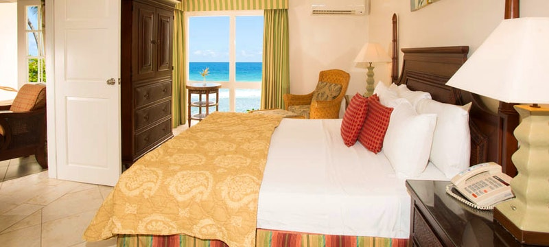 Ocean View Suite at The Club Barbados Resort & Spa, Barbados