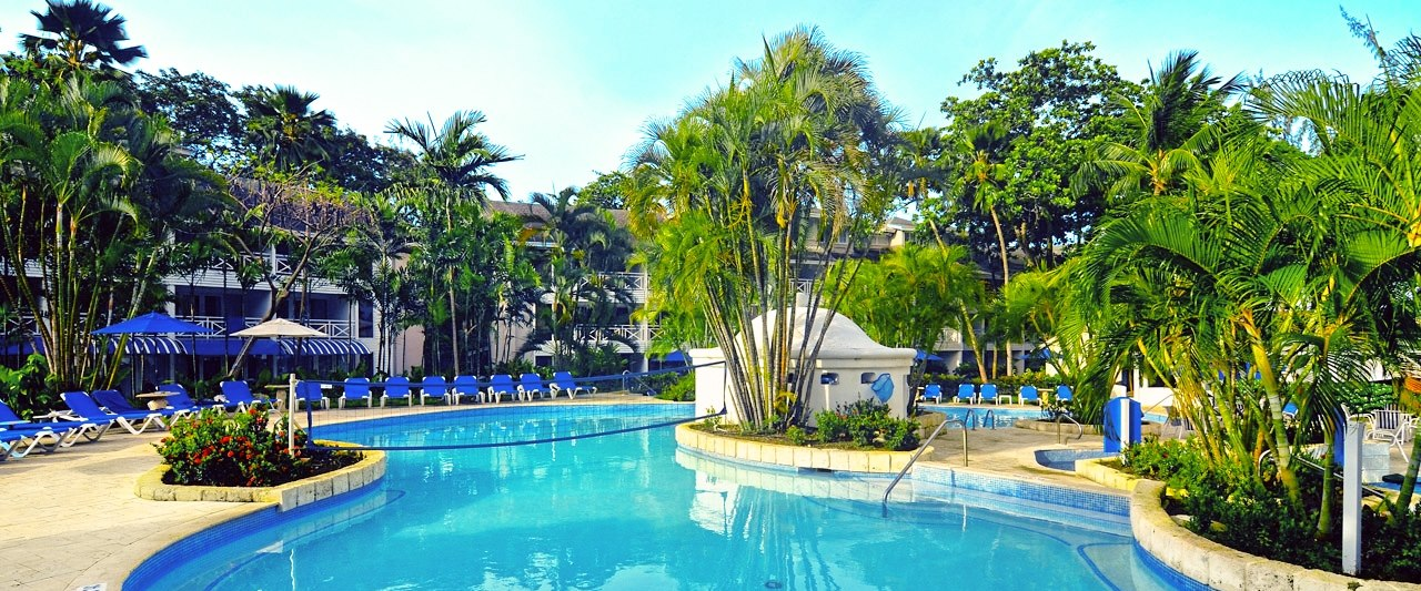 Swimming Pool at The Club Barbados