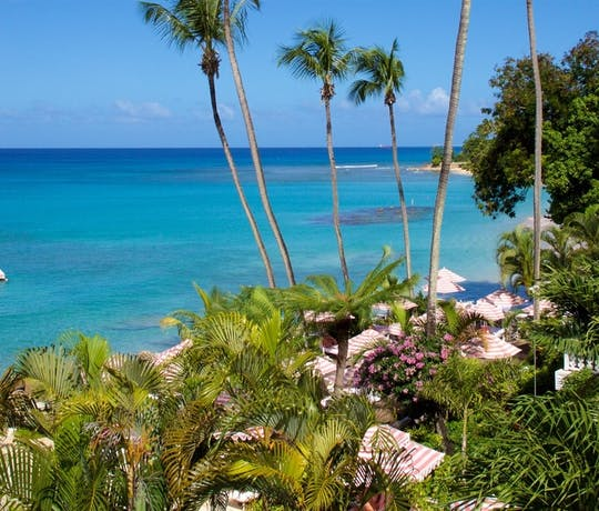 Beach View at Cobblers Cove, Barbados