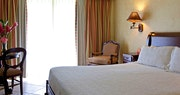 Double bedroom at Coco Palm, St Lucia