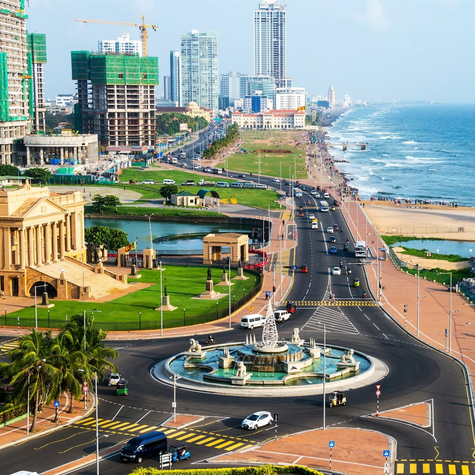 Luxury Colombo Holidays